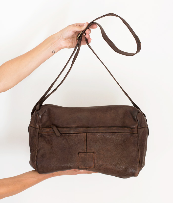 Bolso casual marron