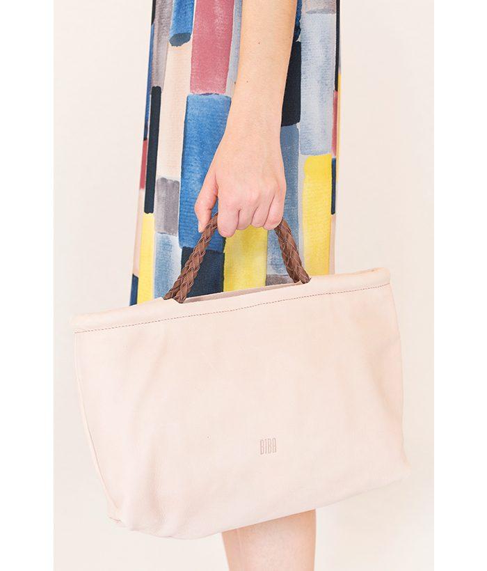 Bolso de asa Summer marca BIBA. Complementos de moda Primavera Verano 2018 LAMOI