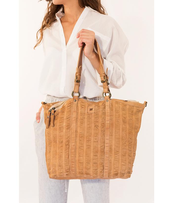 Bolso shopping vintage summer marca BIBA