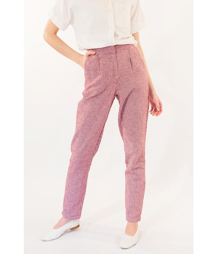 Pantalón a rayas de la marca ICHI