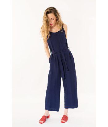 Mono azul Klein marca NÜMPH. Moda Primavera Verano 2018 en LAMOI