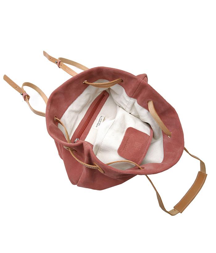 mochila piel de BIBA