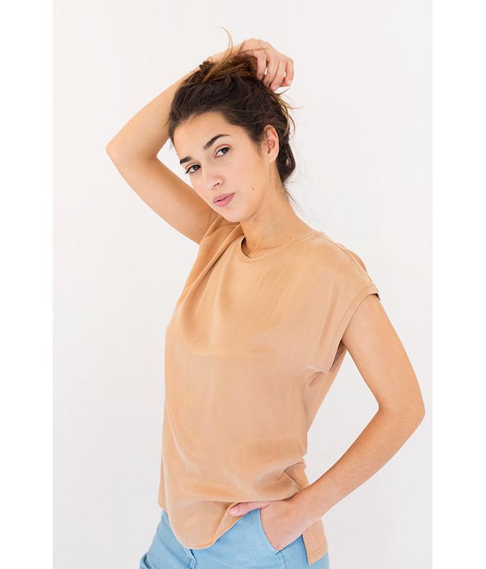 Blusa Camel marca YAYA