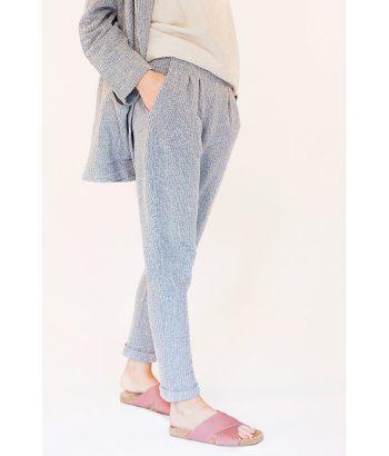 pantalón de vestir de algodón de PAN
