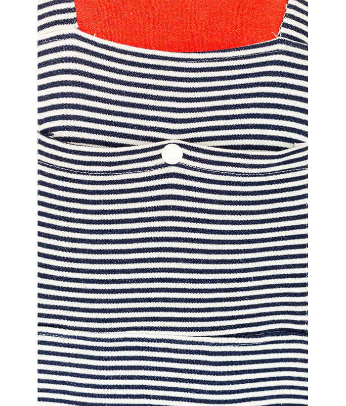 vestido peto marinero de PAN