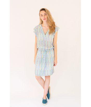 vestido primaveral de Sud Express