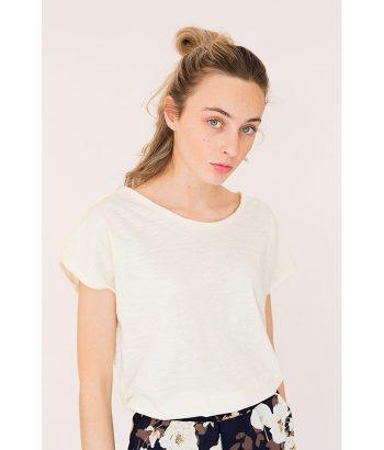 Camiseta amarilla de algodón de Ropa Chica