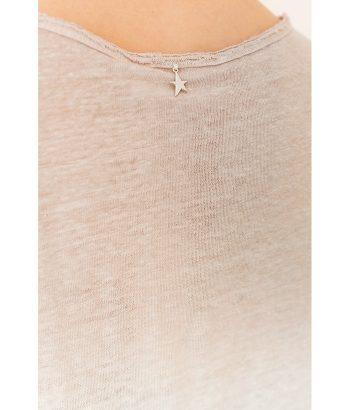camiseta lino estampado degradado Sud Express
