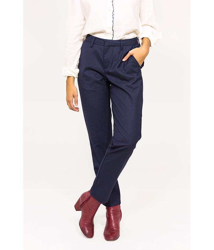 Pantalón de vestir cómodo – SUD EXPRESS – MODA de temporada LAMOI