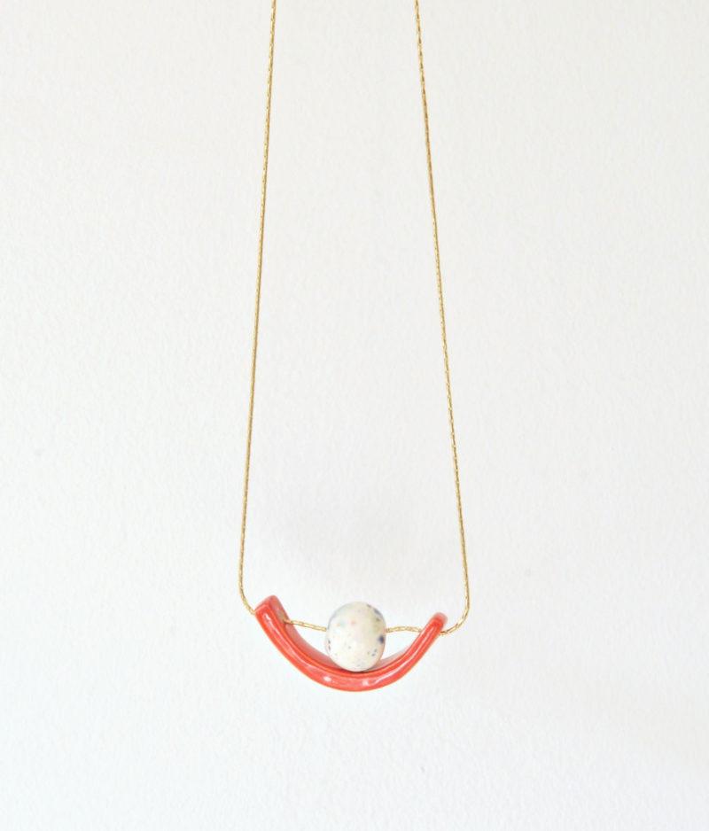collar cerámica Julieta Álvarez
