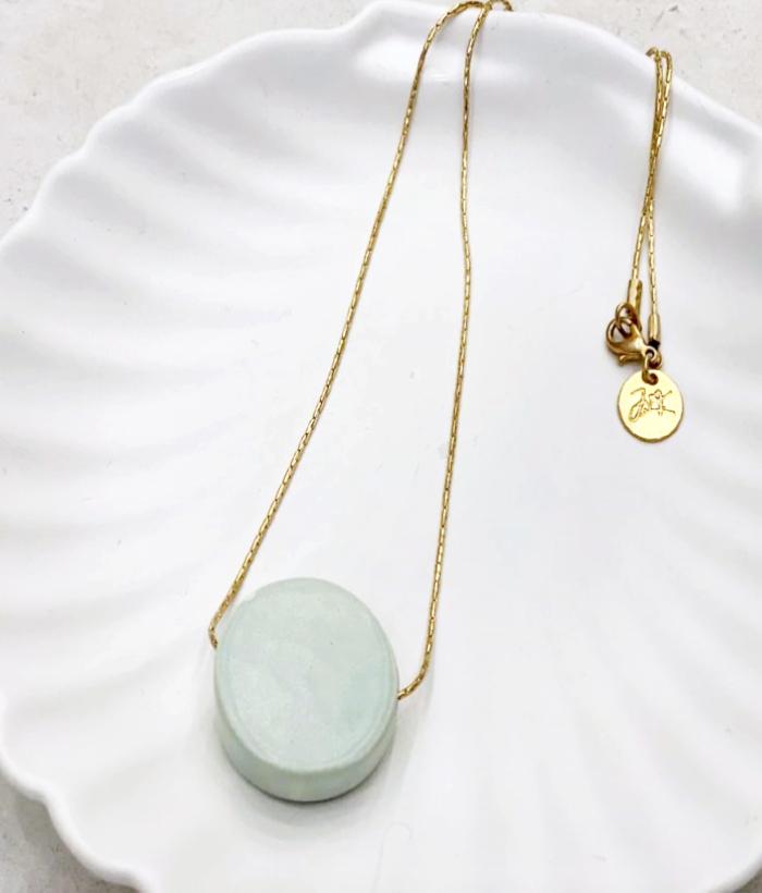 collar pastilla de Julieta Alvarez