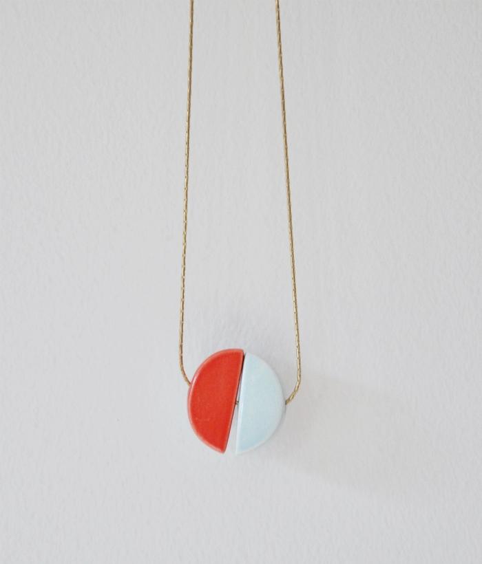collares de cerámica Julieta Álvarez