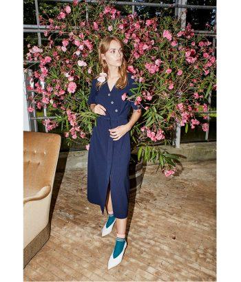 vestido-midi-azul-marino-de-numph