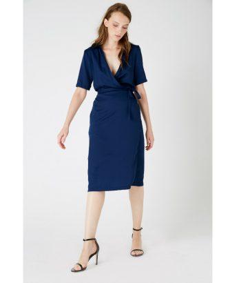 vestido-azul-cruzado-de-Ropa-Chica