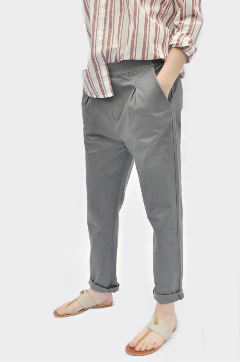 pantalon gris de PAN