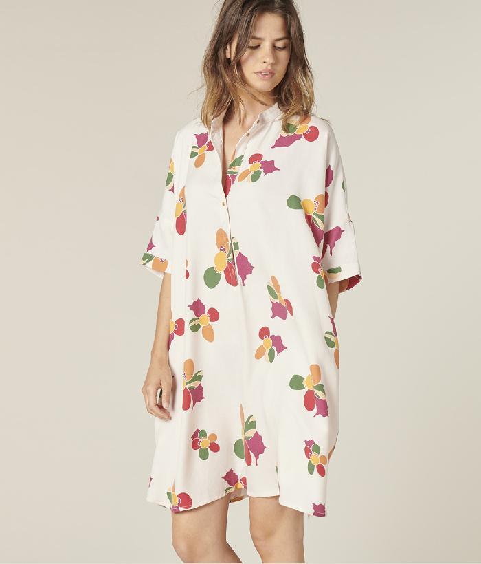 vestido flores Harris1