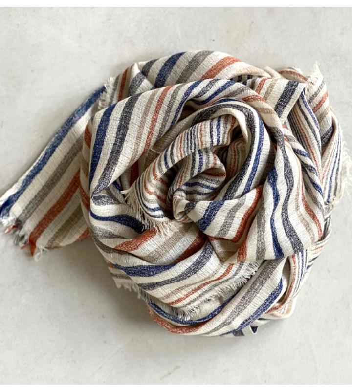 foulards de rayas  de ICHI