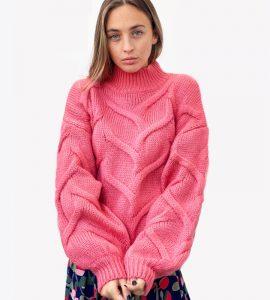 jersey rosa de frnch