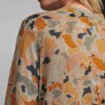 jersey mohair con estampado print