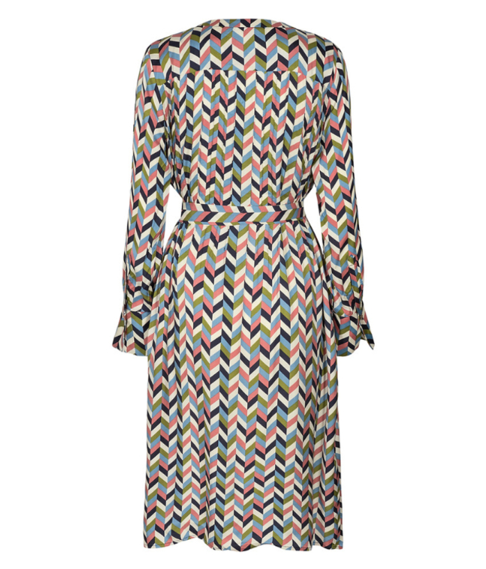 Vestido midi recto de Nümph