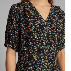 vestido corto de flores de Nümph