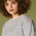 jersey camisa de rayyas marineras