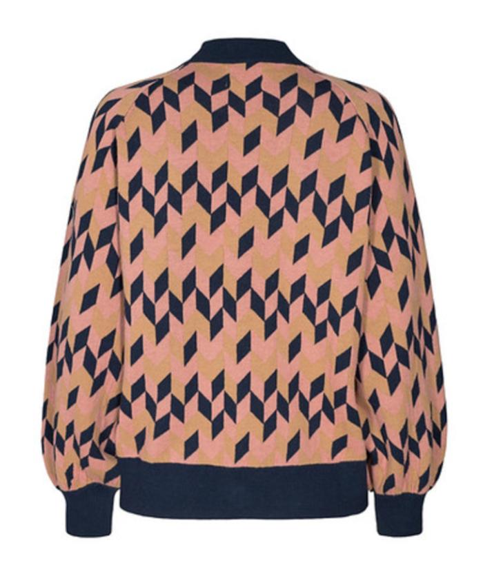chaqueta de punto de Nümph