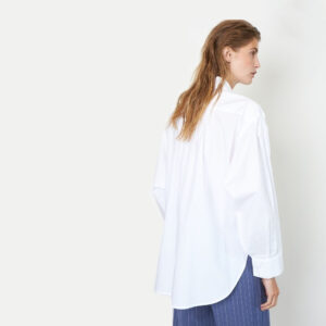 blusa blanca de mujer de Second Female