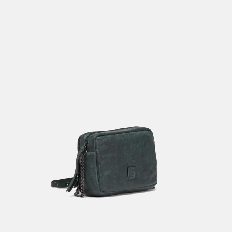 bolso verde bandolera de BIBA