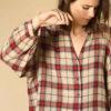 blusa cuadros Harris Wilson